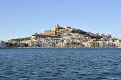 La isla de Ibiza Imágenes de archivo libres de regalías