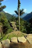 La Ciudad Perdida the Lost City, Colombia Stock Images