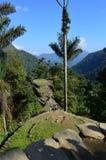 La Ciudad Perdida the Lost City, Colombia Royalty Free Stock Images