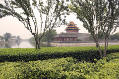 La ciudad Prohibida China fotos de archivo libres de regalías