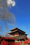 La ciudad Prohibida de Pekín Fotos de archivo