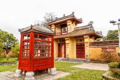 La ciudad Prohibida en la tonalidad, Vietnam imagenes de archivo