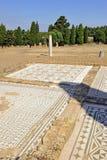 La ciudad romana de Italica, Andalucía, España Foto de archivo