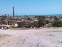 La ciudad vieja de Cartago imágenes de archivo libres de regalías