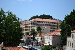 la ciudad vieja de Dubrovnik, Croacia Fotos de archivo libres de regalías