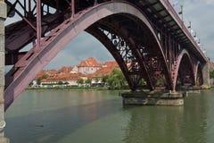 La ciudad vieja de Maribor Foto de archivo