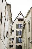 La ciudad vieja de Riga Foto de archivo