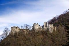 La ciudad vieja de Samobor imagen de archivo