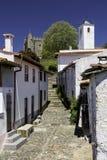 La ciudadela, Braganca, Portugal imágenes de archivo libres de regalías