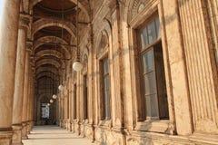 La ciudadela de El Cairo Imágenes de archivo libres de regalías