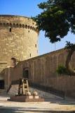La ciudadela de Saladin Imágenes de archivo libres de regalías