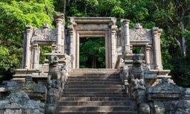 La ciudadela de Yapahuwa, Sri Lanka imagenes de archivo