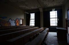 La classe era stata allontanata Fotografie Stock