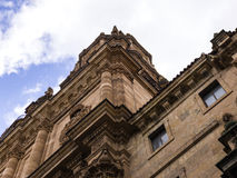 La Clerecia, Salamanca, Spagna Fotografia Stock