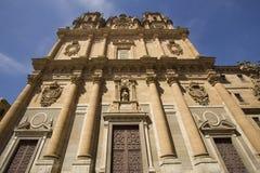 La Clericia in Salamanca, Spain Stock Photo