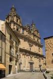 La Clericia in Salamanca, Spain Stock Image