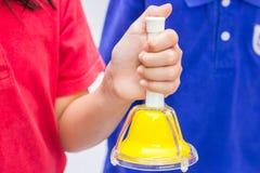 La cloche colorée Photo stock