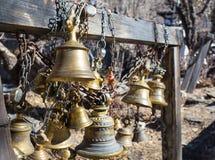 La cloche rituelle Photo libre de droits