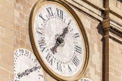 La Co-Cattedrale di St John a La Valletta, Malta Immagini Stock Libere da Diritti