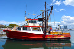 La Co des pêcheurs de la Gold Coast - Australie du Queensland Photos libres de droits