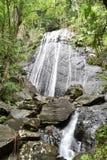 La Coca Falls Fotografia Stock Libera da Diritti