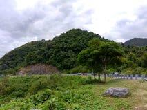 La colina Foto de archivo libre de regalías