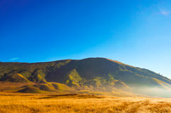 La colina de Teletubies imagen de archivo libre de regalías