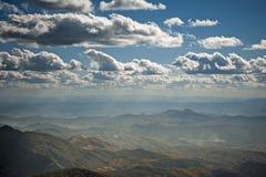 La colina del norte. Fotos de archivo