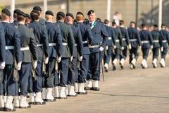 La collecte royale de gardes. Le 8 juin 2013, Stockholm, Suède Photographie stock libre de droits