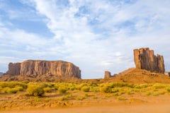 La collina del cammello è una formazione gigante dell'arenaria nel monumento v fotografie stock libere da diritti
