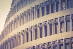 La colmena, Wellington, Nueva Zelanda imagen de archivo libre de regalías