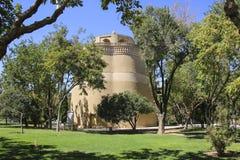 La colombaia antica a Ispahan, Iran immagine stock libera da diritti