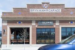 La Colombe in Bryn Mawr Philly fotografia stock libera da diritti