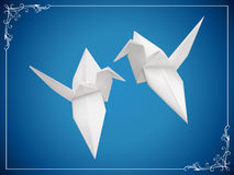 La colombe de la paix Photos libres de droits