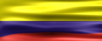 La Colombia Fotografia Stock
