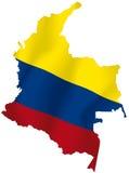 La Colombia Fotografie Stock