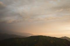 La Colombia - foresta pluviale nella sierra Nevada de Santa Marta Immagini Stock