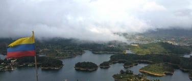 La Colombie ; par mes yeux Photo stock