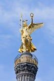 La colonna Berlino Germania di vittoria fotografie stock