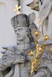 La colonna della trinità santa fotografie stock libere da diritti