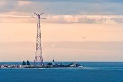 La colonna di Messina. Fotografia Stock Libera da Diritti