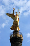 La colonna di vittoria - Berlino Immagini Stock Libere da Diritti