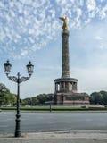 La colonna di vittoria - Berlino immagine stock libera da diritti