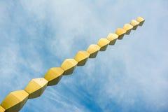 La colonna senza fine (Coloana Infinitului) Fotografie Stock Libere da Diritti