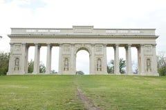 La colonnade a appelé Reistna, Lednice, Valtice, République Tchèque photos stock