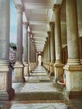 La colonnato Fotografie Stock