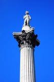 La colonne du Nelson Photographie stock