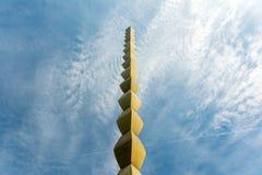 La colonne sans fin (Coloana Infinitului) Image libre de droits