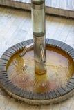 La columnata de las aguas termales, Karlovy varía, República Checa Fotos de archivo