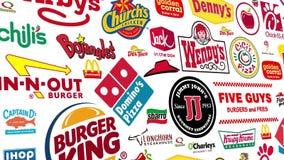 La comida califica a Logo Loop